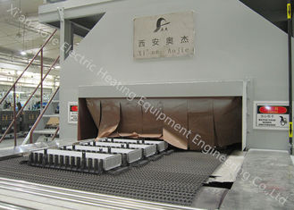 Eco Friendly Aluminium Brazing Furnace Wide Range Temperature Control