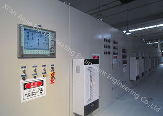 Controlled Atmosphere Brazing Furnace , High Reliability Electric Brazing Equipment